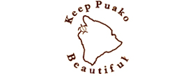 Keep Puako Beautiful