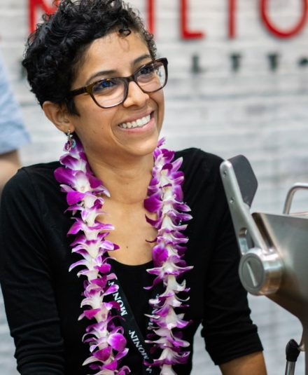 Madeleine Longoria Garcia