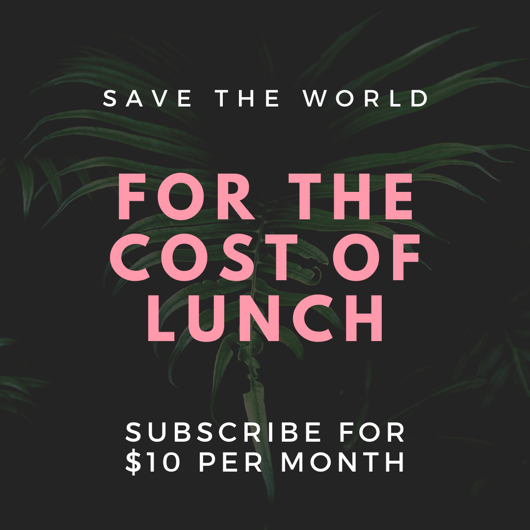 Buy Lunch for The Environment