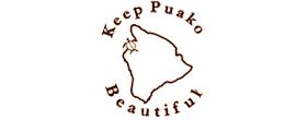 Keep Puako Beautiful
